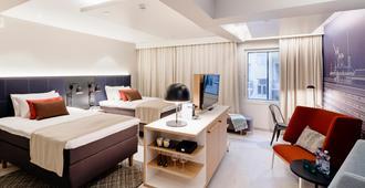Hotel Indigo Helsinki - Boulevard - הלסינקי - חדר שינה