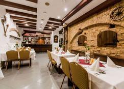 Hotel Rycerski - Щецин - Ресторан