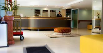 Villa Reggia Hotel - Rio de Janeiro - Reception