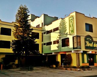 Hotel Real Del Angel - Huejotzingo - Edificio