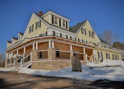 Isaac Merrill House - Норт-Конвей - Здание