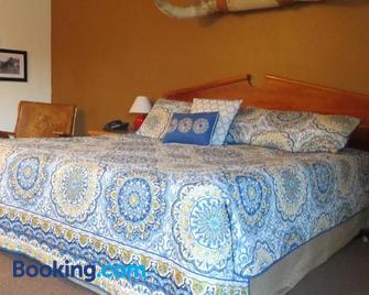 Raton Pass Motor Inn - Raton - Bedroom