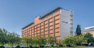 Courtyard by Marriott Linz - Linz - Gebäude
