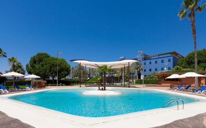 Hotel Jardines De Amaltea - Lorca (Murcia) - Pool
