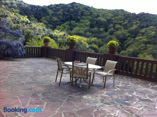 Masia Vista Hermosa - Vallromanes - Balcony