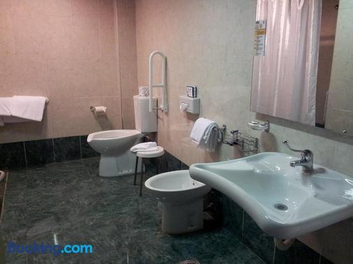 Hotel Valentino - Terni - Bathroom
