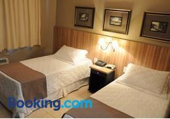 Hotel Kehdi Plaza - Barretos - Bedroom