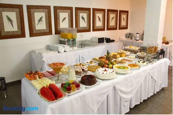 Hotel Kehdi Plaza - Barretos - Buffet