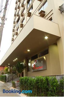Hotel Kehdi Plaza - Barretos - Building
