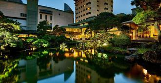 Art Hotel Kokura New Tagawa - Kitakyūshū - Außenansicht