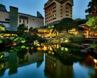 Art Hotel Kokura New Tagawa - Kitakyushu - Outdoor view