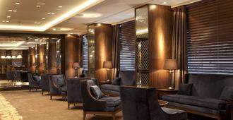 Hotel Claridge Madrid - מדריד - טרקלין