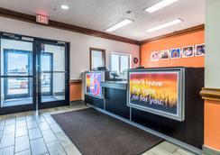 Motel 6 Indianapolis - Southport - Indianapolis - Lobby
