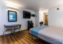 Motel 6 Indianapolis - Southport - Indianapolis - Bedroom