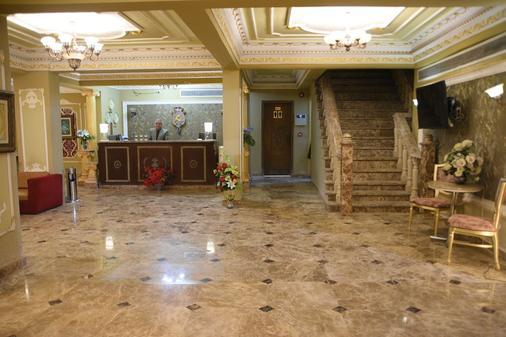 開羅坎茲酒店 - 吉薩 - 開羅 - 櫃檯