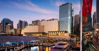 Hyatt Regency Sydney - Sydney - Outdoor view