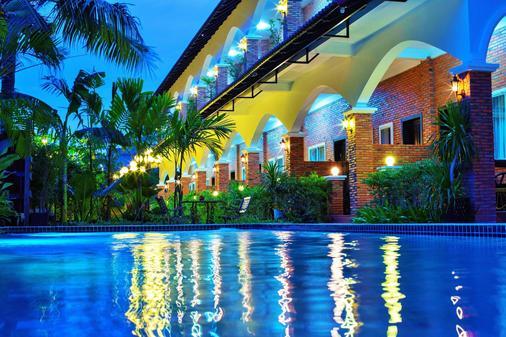 My Unique Villa Siemreap - Ciudad de Siem Riep - Piscina