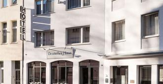 Hotel Deutsches Haus - Bonn - Rakennus