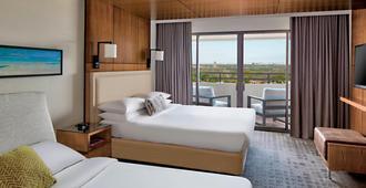San Antonio Marriott Northwest - סן אנטוניו - חדר שינה