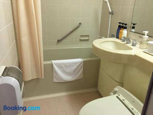 Hotel Socia - Hita - Μπάνιο