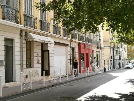 Hotel Bonaparte - Toulon - Näkymät ulkona
