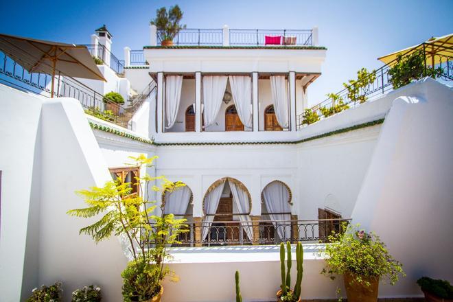 達爾馬薩尼酒店 - 拉巴特 - 拉巴特 - 室外景