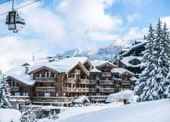 Grandes Alpes Hotel - Courchevel - Здание