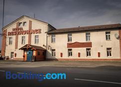 Trebovicky Mlyn - Ostrava - Building