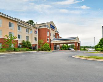 Fairfield Inn and Suites by Marriott Asheboro - Asheboro - Building
