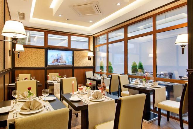 布里斯托爾貝斯特韋斯特普勒斯酒店 - 索菲亞 - 索菲亞 - 餐廳