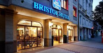Best Western Plus Bristol Hotel - Sofia - Rakennus