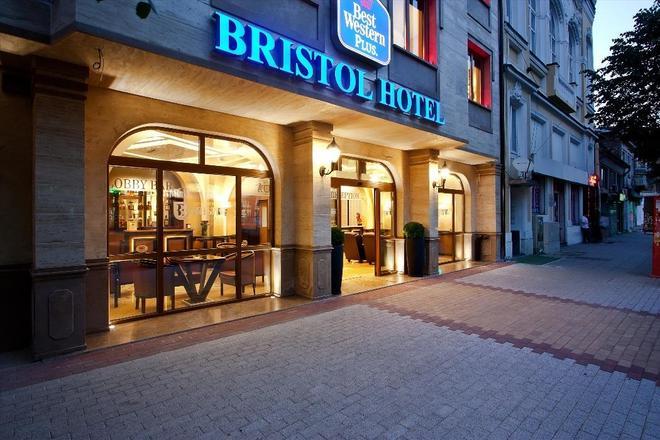 布里斯托爾貝斯特韋斯特普勒斯酒店 - 索菲亞 - 索菲亞 - 建築