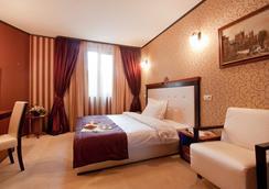 布里斯托爾貝斯特韋斯特普勒斯酒店 - 索菲亞 - 索菲亞 - 臥室