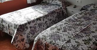 Albergue O Encontro - Fisterra - Camera da letto