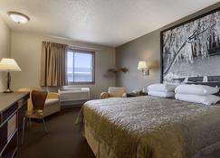 Super 8 by Wyndham Sioux Falls/41st Street - Sioux Falls - Bedroom