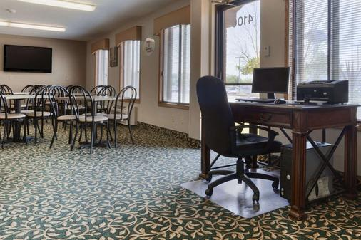 Super 8 by Wyndham Sioux Falls/41st Street - Sioux Falls - Business centre
