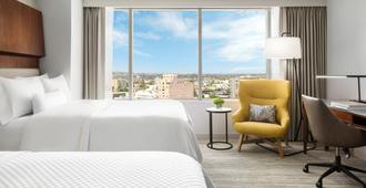 The Westin Long Beach - לונג ביץ' - חדר שינה