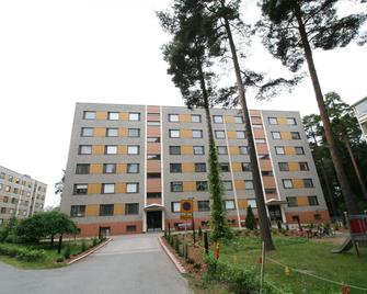 Two-bedroom Apartment With a Balcony in Rauma - Paattipolku 1 - Rauma - Building