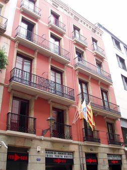Ideal Youth Hostel - Barcelona - Rakennus