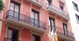 Ideal Youth Hostel - Barcellona - Edificio