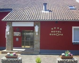 Hotel Europa - Holsthum - Außenansicht