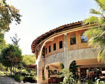 Hotel Mixti - Cuetzalán del Progreso - Building
