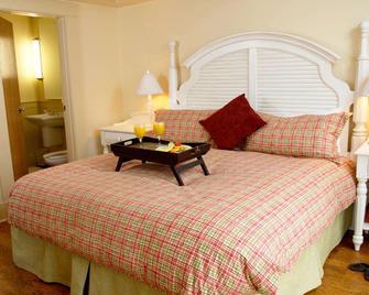 Hotel Eldorado - Kelowna - Slaapkamer