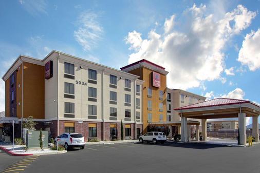 Comfort Suites El Paso West - El Paso - Building