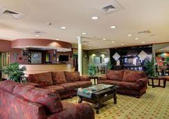 Comfort Suites El Paso West - El Paso - Lobby