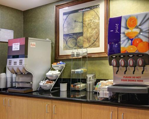 Comfort Suites El Paso West - El Paso - Buffet