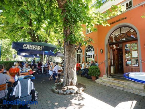 Pension-Gaststätte Paradies - Freiburg im Breisgau - Outdoors view