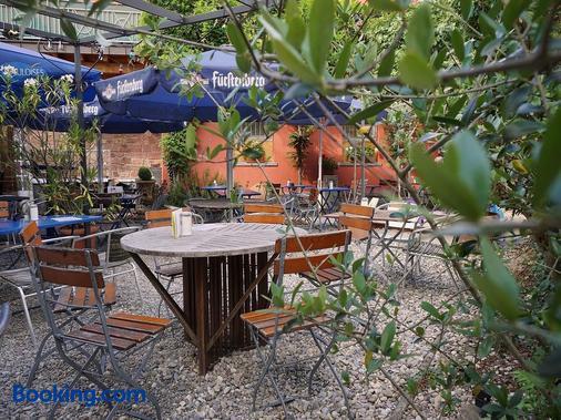 Pension-Gaststätte Paradies - Freiburg im Breisgau - Patio