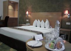 Hotel Bengal Inn - Dhaka - Slaapkamer