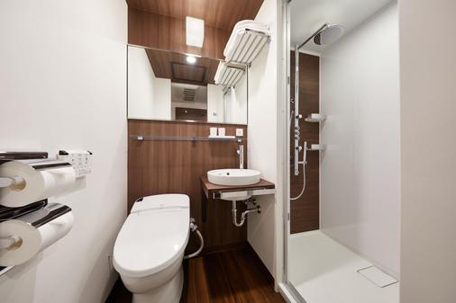 the b tokyo shimbashi - Tokio - Kylpyhuone